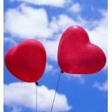 Воздушные шары на 14 февраля