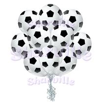 Облако шаров Футбол