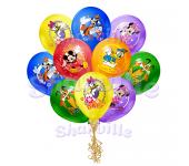 Облако шаров Герои Disney