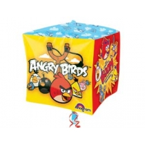 """Шар-куб 3D """"Angry Birds"""""""