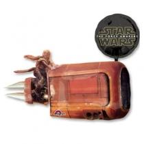 """Шарик """"Звездные войны Cruiser"""" 100см"""