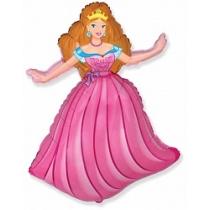"""Шар """"Принцесса"""" 99см"""