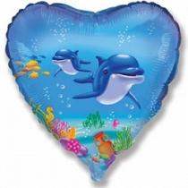 """""""Дельфины сердце"""""""