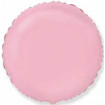 "Шар ""Круг"" розовый"