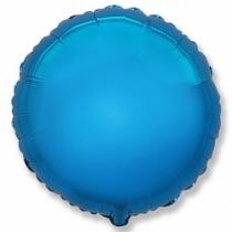 "Шар ""Круг"" синий"