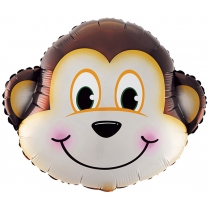"""""""Голова обезьяны"""" 64 см"""