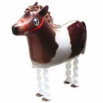 """Ходячий шар """"Лошадь"""" 64см"""
