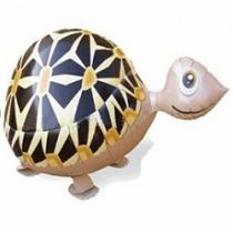 """Ходячий шар """"Черепаха"""" 61см"""