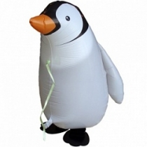 "Ходячий шар ""Пингвин"" 61см"
