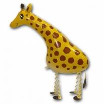 "Ходячий шар ""Жираф"" 71см"