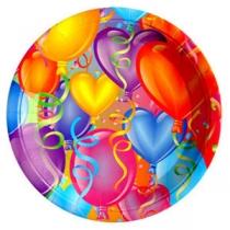 Тарелки с шариками 6шт