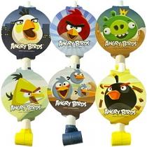 Язычок-гудок Angry Birds 1шт
