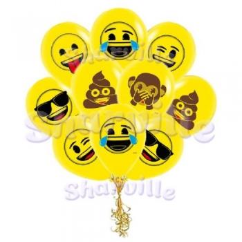 """Шары """"Emoji"""""""