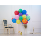 """Разноцветные воздушные шары """"Ассорти"""""""